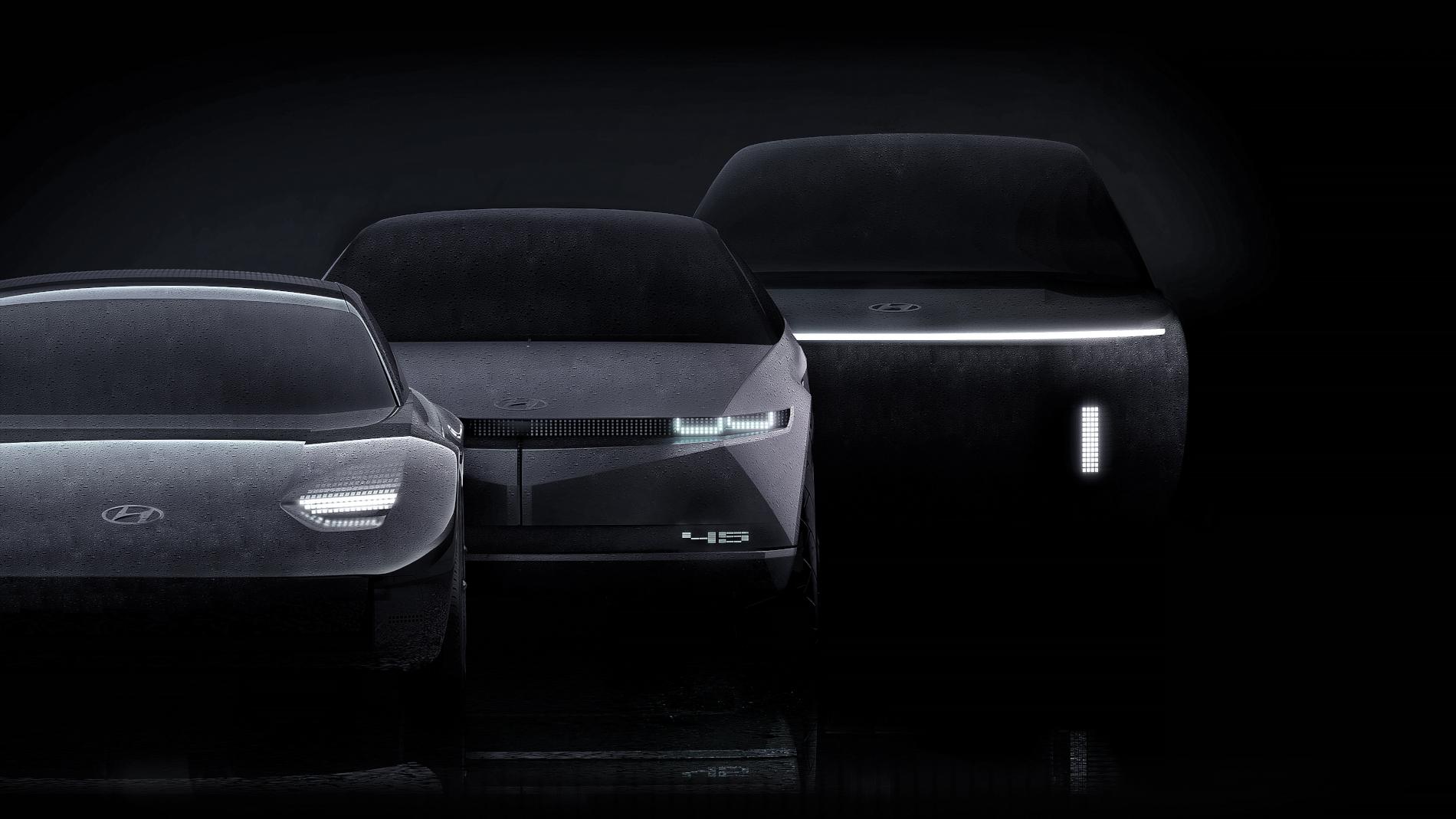 IONIQ - nová značka pre elektromobily Hyundai