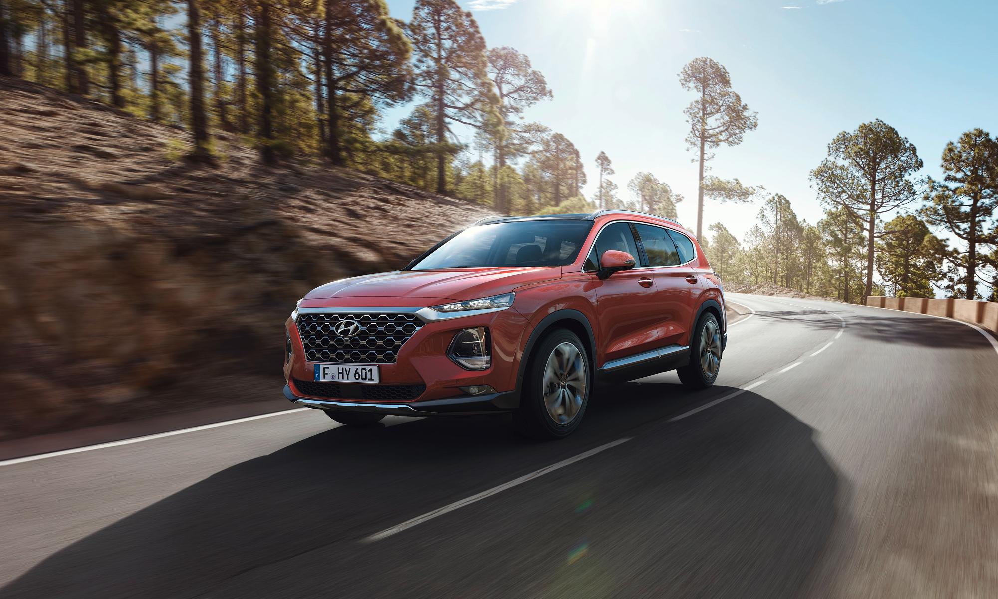 Úplne nový Hyundai Santa Fe