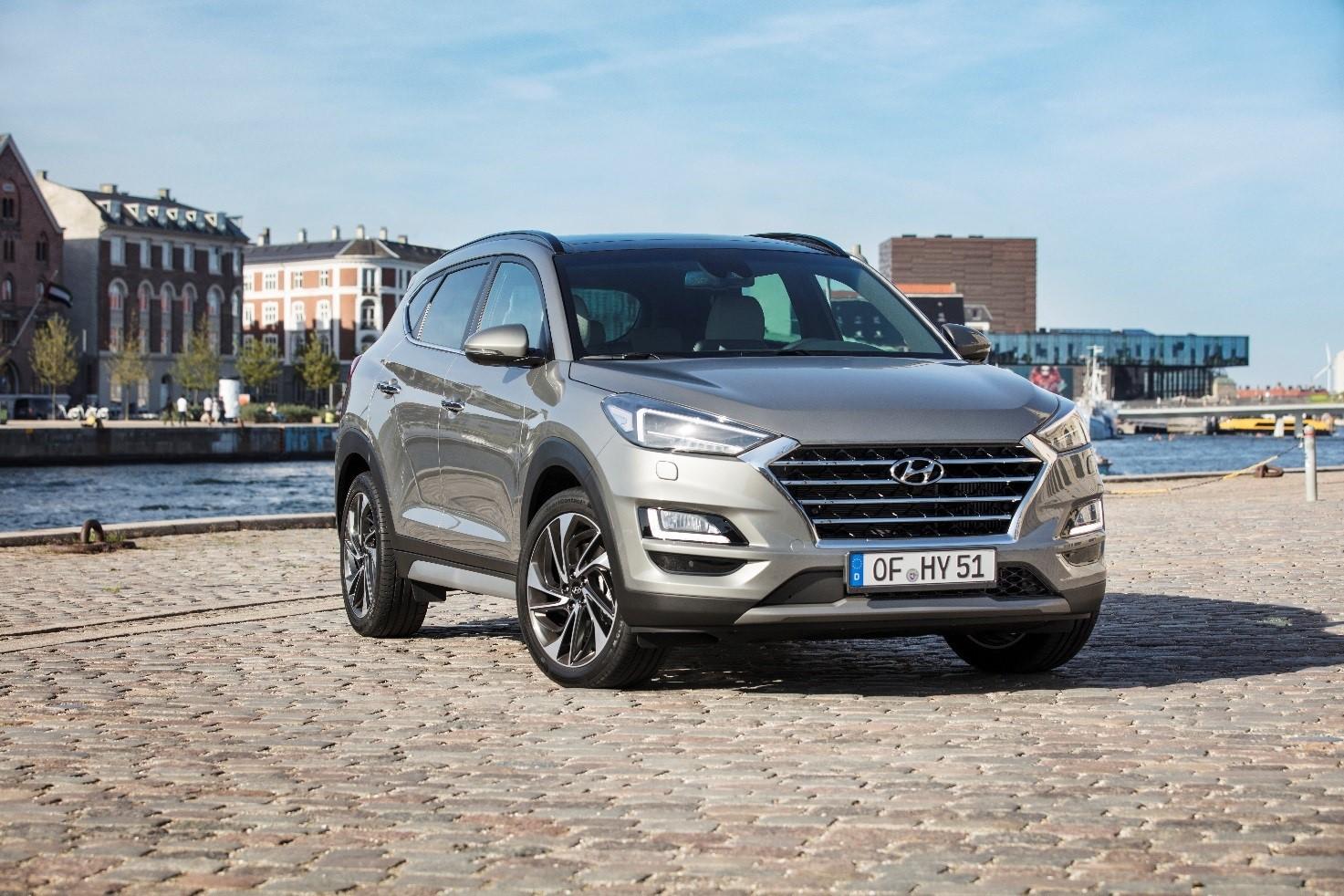 Hyundai Tucson najpredbavanejsie SUV