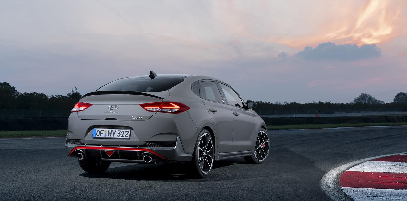 i30 Fastback N - cena od 28 490 €