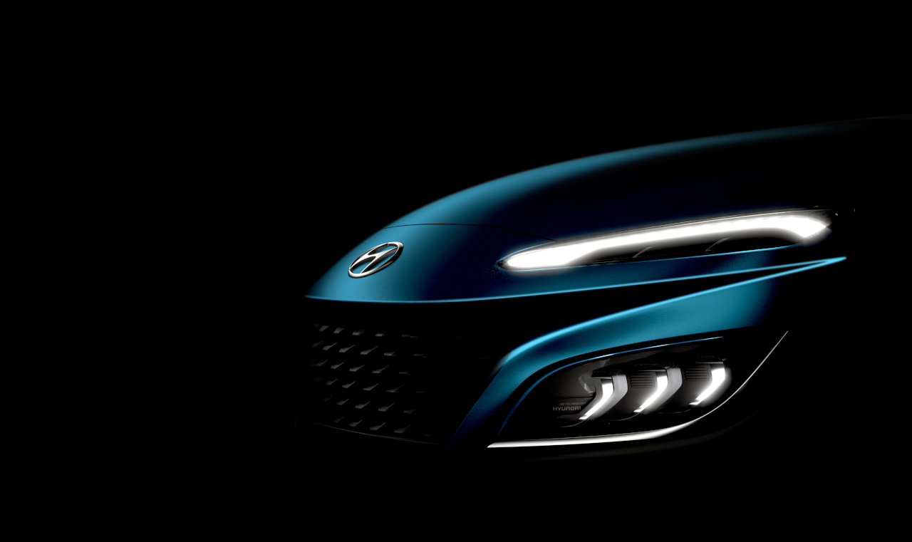Novy Hyundai Kona 2020