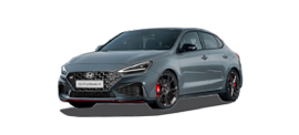 Hyundai Nový i30 Fastback N