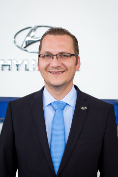 marek kopca marketing & pr manager hyundai
